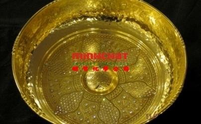 Chất nhuộm màu vàng đậm cho đồng thau